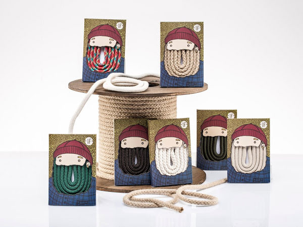 if bags rope packaging